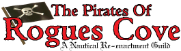 The Pirates Of Rogues Cove